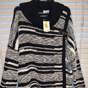 Calvin Klein New With Tags L/XL Sweater